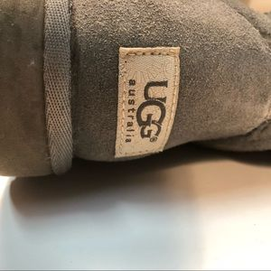 Women's Ankle High UGG Boots Size 10